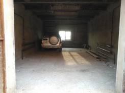 Продам новый гараж с отоплением 6х11, мкр Царский. р-н Центральный, электричество. Вид изнутри