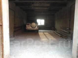 Продам новый гараж с отоплением 6х11, мкр Царский. р-н Центральный, электричество, подвал. Вид изнутри