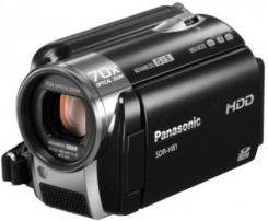 Panasonic SDR-H81. 8 - 8.9 Мп, с объективом