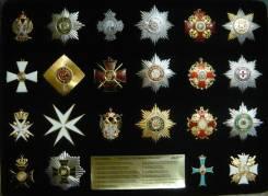 Копии Серия Ордена Российской империи комплектом Уточняйте Наличие. Под заказ