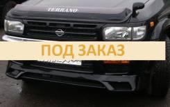 Губа. Nissan Terrano Regulus. Под заказ