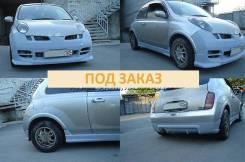 Обвес кузова аэродинамический. Nissan March, NK13, BNK12, K13, YK12, AK12 Двигатели: HR12DE, CR14DE, HR15DE, CR12DE. Под заказ