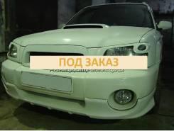 Накладка на фару. Subaru Forester. Под заказ