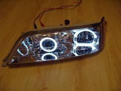 Линзовая оптика на Toyota Mark 2 JZX100 JZX105 GX100 LX100
