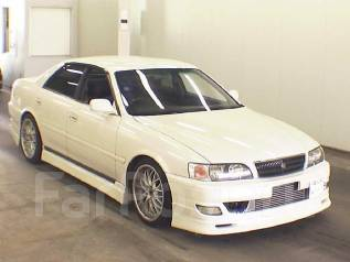Рамка радиатора. Toyota Chaser, JZX100