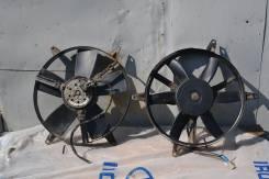 Вентилятор охлаждения радиатора. ГАЗ Волга