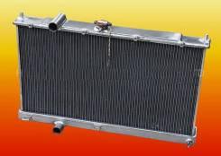 Радиатор охлаждения двигателя. Mitsubishi Lancer