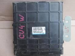 Блок управления двс. Mitsubishi Airtrek, CU4W Двигатель 4G64