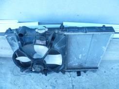 Радиатор охлаждения двигателя. Ford Probe Mazda 626 Двигатель F2