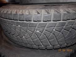 Bridgestone Blizzak DM-Z3. Зимние, износ: 20%, 2 шт