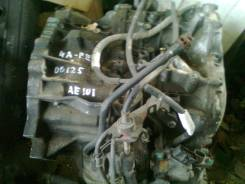 Автоматическая коробка переключения передач. Toyota Corolla, AE101G, AE101 Двигатель 4AFE