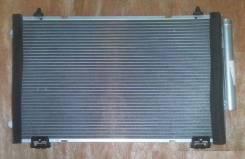 Радиатор кондиционера. Lifan Solano