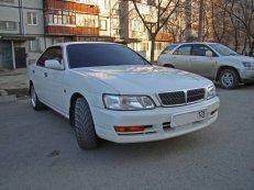 Nissan Laurel. GNC35, RB25DE