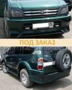 Обвес кузова аэродинамический. Toyota Land Cruiser Prado, KD95, KDJ90, KDJ90W, KDJ95, KDJ95W, KZJ90W, KZJ95W, RZJ90W, RZJ95W, VZJ90, VZJ90W, VZJ95, VZ...