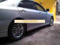 Обвес кузова аэродинамический. Toyota Crown, JZS173, TSS10H, JZS173W, GS151H, GXS12, GS151, YXS10H, JZS171, JZS155, GRS203, YXS10, LS151, JZS171W, GRS...