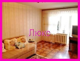 3-комнатная, улица Ульяновская 10/1. БАМ, агентство, 70 кв.м. Комната