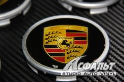 Наклейка. Porsche