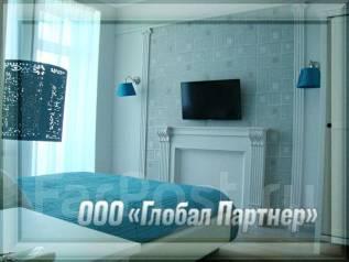 2-комнатная, улица Суханова 6в. Центр, агентство, 45 кв.м. Вторая фотография комнаты