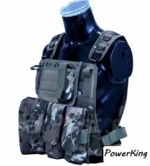"""Тактический разгрузочный жилет """"Commando""""- Цвет: Multicam"""