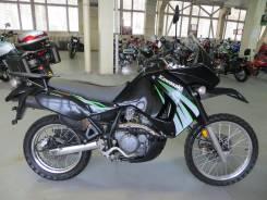 Kawasaki KLR 650. 650 куб. см., исправен, птс, без пробега