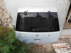 Дверь багажника. Nissan Cube, AZ10, ANZ10, Z10