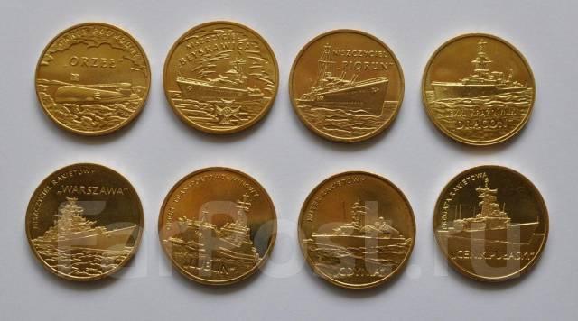 Монеты польши 2 злотых в контакте коллекционер