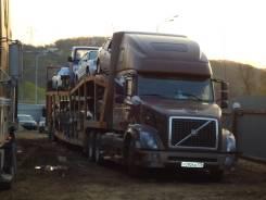 Volvo VNL 670. , 15 000куб. см., 35 000кг., 6x4
