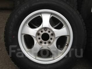 Toyota. 6.5x15, 5x100.00, 5x114.30, ET50, ЦО 72,0мм.