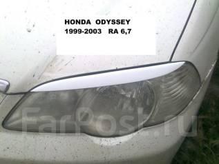 Накладка на фару. Honda Odyssey. Под заказ
