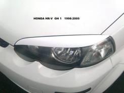 Накладка на фару. Honda HR-V, GH1, GH4, GH3, GH2 Двигатели: D16A, D16AVTEC