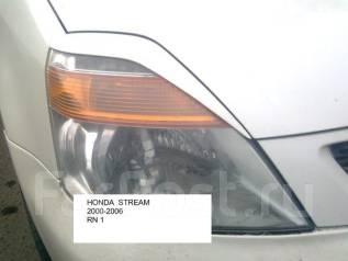 Накладка на фару. Honda Stream. Под заказ