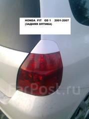 Накладка на фару. Honda Fit, GD1. Под заказ