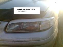 Накладка на фару. Mazda Capella, GF8P. Под заказ