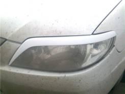 Накладка на фару. Mazda Familia. Под заказ