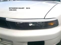 Накладка на фару. Mitsubishi Galant, EC5A, EA1A, EA3A, EC7A, EC3A, EA7A, EC1A. Под заказ