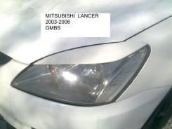 Накладка на фару. Mitsubishi Lancer. Под заказ