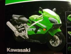 Модель сборная kawasaki ZX-10R-2006г. Маштаб 1/12!