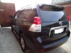 Оптика. Toyota Land Cruiser Prado