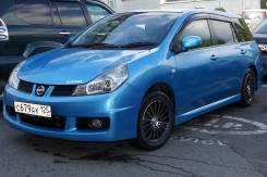 Nissan Wingroad. вариатор, передний, 1.5, бензин