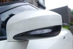 Накладка на зеркало. Nissan GT-R, R35