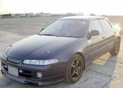 Накладка на фару. Toyota Sprinter Marino. Под заказ