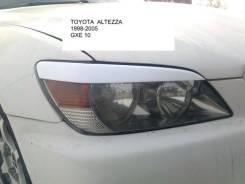 Накладка на фару. Toyota Altezza. Под заказ
