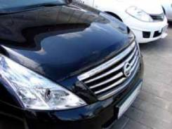 Дефлектор капота. Nissan Teana, PJ32, J32, TNJ32, J32R Двигатели: VQ35DE, NEO, QR25DE, VQ25DE