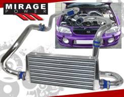 Интеркулер. Subaru Impreza WRX STI, GC8