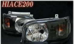Фары передние тюнинг Toyota Hiace 200 2005-
