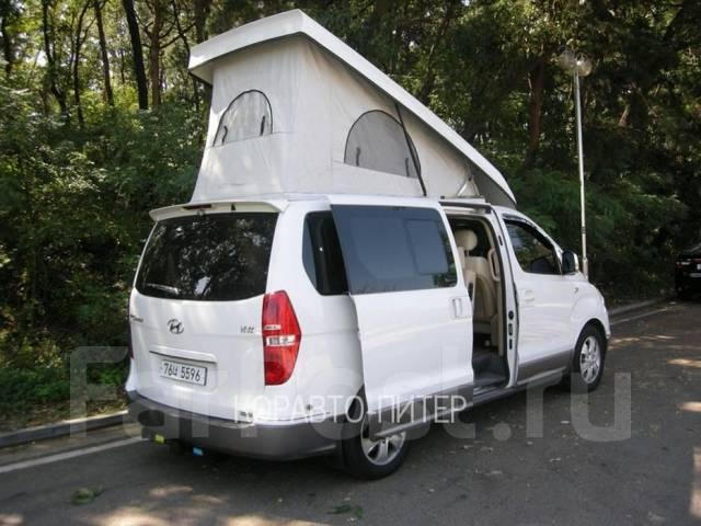 hyundai starex дом на колесах