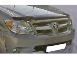 Дефлектор капота. Toyota Fortuner