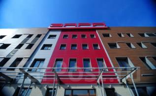 Бизнес-центры и офисы. 18 кв.м., проспект 100-летия Владивостока 155, р-н Вторая речка. Дом снаружи