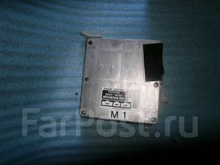Блок управления двс. Toyota Ipsum, SXM10G, SXM10 Двигатель 3SFE