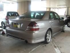 Накладка на задний бампер Toyota - Mark II110 кузов. Toyota Mark II